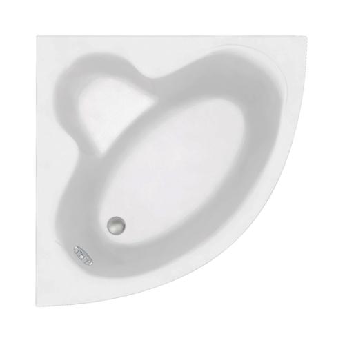 Aurora 120x120 Симметричная акриловая ванна C-bath