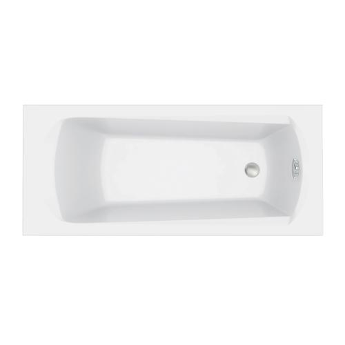 Clio 120x70 Прямоугольная ванна С-bath