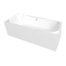 Kronos 180x80 Прямоугольная ванна С-bath