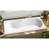 Vesta 160x70 Прямоугольная ванна С-bath