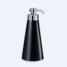 99T1-OM APPOGIO Диспенсер фарфоровый настольный цвет черный Dededimos