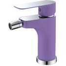 Тритон 19506 Z Смеситель Triton для биде однорычажный фиолетовый