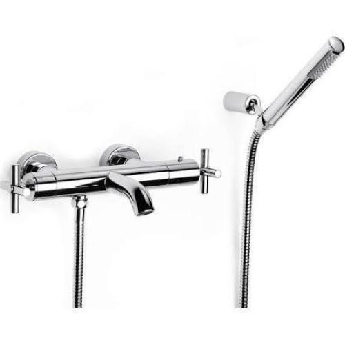 Roca 5A1143C00 термостат LOFT для ванны и душа (хром)