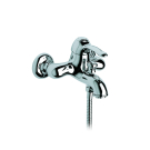 Roca 5A0133C00 смеситель MODENA для ванны и душа (хром)