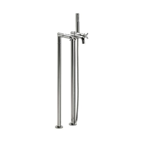 Roca 5A2743C00 смеситель LOFT для ванны и душа наружн (хром)