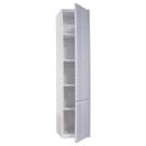 Roca ZRU9302802 шкаф-колонна LAKS подвесной правый (белый)