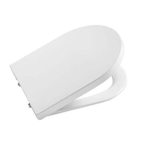 Roca 80152200B сиденье для унитаза INSPIRA ROUND (белый)