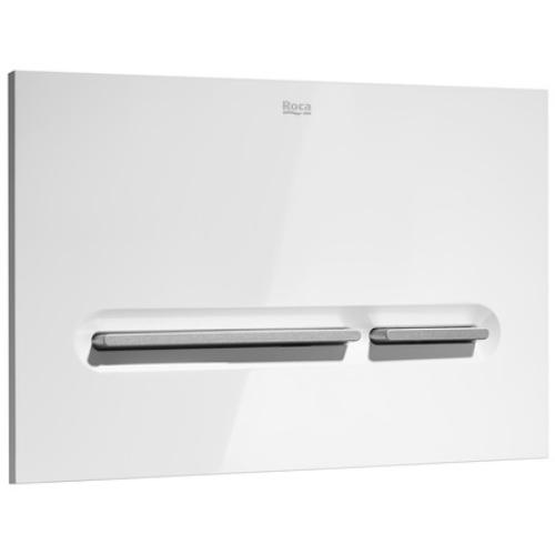 Roca 890099000 клавиша PRO двойного смыва PL5 (белая)