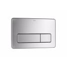Roca 890097004 клавиша PRO двойного смыва PL3 (сталь)