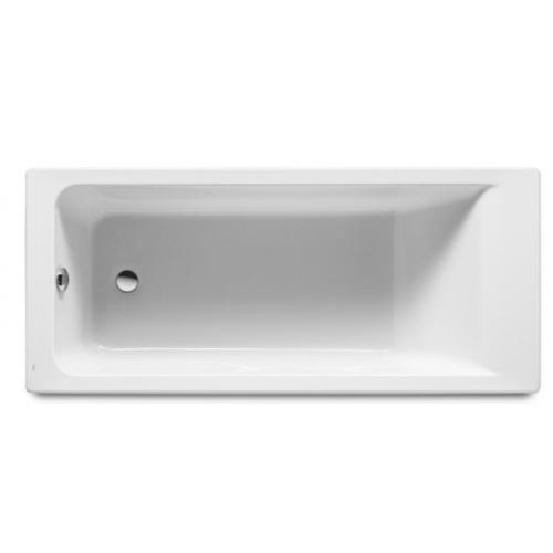 Roca ZRU9302899 ванна прямоугольная EASY акриловая 170х75 (белый)