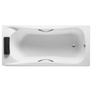 Roca ZRU9302782 ванна акриловая BECOOL прямоугольная 180х80х50 (белая)