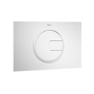 890098000 Кнопка для инсталляции PRO круглая белая Roca