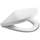 801652004 Сидение Khroma микролифт с крышкой белое Roca