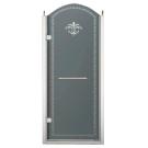 Душевая дверь Cezares RETRO-B-1-90-CP-Cr-L(-R)