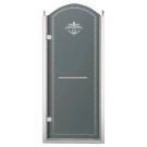 Душевая дверь Cezares RETRO-B-1-90-PP-Cr-L(-R)