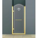 Душевая дверь Cezares RETRO-B-1-90-CP-Br-L(-R)