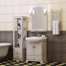 Комплект мебели Opadiris Клио 65 Орех Антикварный нагал или Белый Weiss