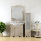 Комплект мебели Opadiris Клио 80 Орех Антикварный нагал или Белый Weiss