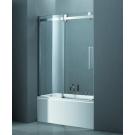 Шторка для ванной Cezares STYLUS-V-1-170/145-C-Cr-R