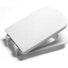 Roca 801512004 Сидение Dama Senso белое микролифт с крышкой