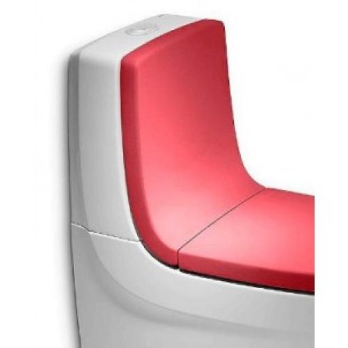 Roca 80165AF3T Спинка к сидению Khroma красное
