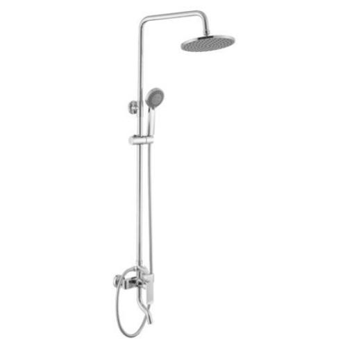 BelBagno DIS-VSCM-IN Душевая колонна со смесителем для ванны верхним и ручным душем
