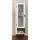 Opadiris Клио 30 шкаф подвесной одностворчатый левый или правый Орех антикварный Нагал, Р46 или Белый Weiss