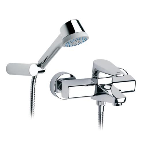 Roca 5A0231C00 смеситель Esmai монтируемый в стену для ванны/душа