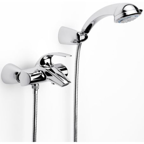 Roca 5A0168C00 смеситель M2-N монтируемый в стену для ванны/душа