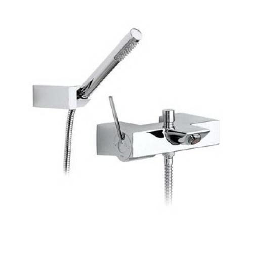 Roca 5A0147C00 Настенный смеситель Touch для ванны/душа