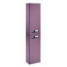 Roca 90000820Z Шкаф-колонна The Gap фиолет, правый 93027460Z