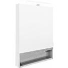 Roca 90000860Z Зеркальный шкафчик The Gap 80 см, белый 93027500Z