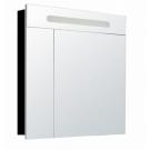 Roca 90000100Z Зеркальный шкафчик Victoria Nord 80 см, черный