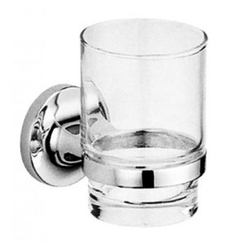 Держатель для стекл.стакана со стаканом Marlin 038080