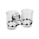 Держатель для 2-х стаканов со стаканами Marlin 038090