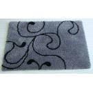 Коврик для ванной комнаты Iddis Flower Lace, grey 410M690I12