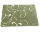 Коврик для ванной комнаты Iddis Flower Lace, green 412M690I12