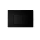 Клавиша смыва универсальная матовый черный Iddis Unifix UNI31MBi77