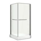 Дверки душевые квадратные Iddis Elansa E10S099i23 90х90