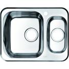 Мойка для кухни нержавеющая сталь полированная 1 1/2 чаша справа Iddis Strit STR60PZi77