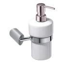Дозатор для жидкого мыла, керамика Milardo Baffin BA091MI