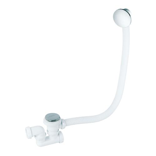 Слив-перелив для ванны Click Clack автоматический 001 IDDIS 001CC70i94