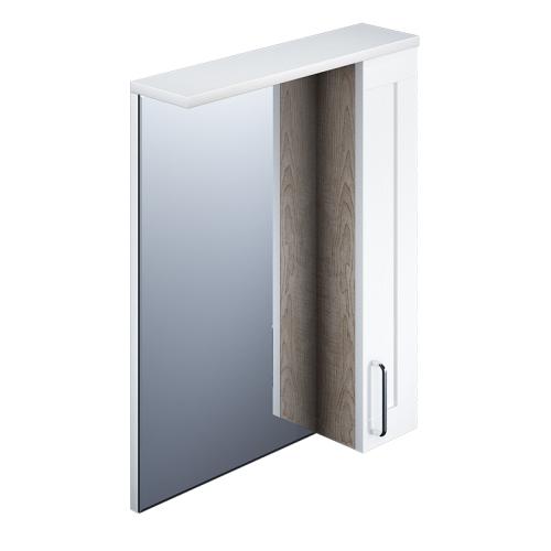 Шкаф-зеркало 60 см Sena IDDIS SEN6000i99
