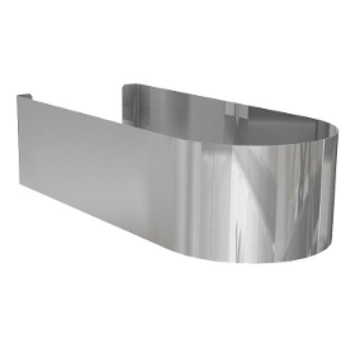 Кожух Twins для раковины декоративный стальной IFO 1250285000