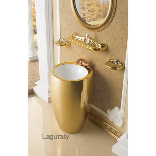 Laguraty раковина gold 3966