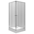 Душевой уголок Silver квадратный 90x90 см SHG IFO 5290222003