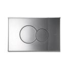 Спускная кнопка инсталляции Eclipse хромированная матовая IFO 051031000