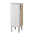 Шкафчик Fargen нижний боковой белый/клен 29x69 см IFO 1232129030