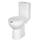 Компакт ETIUDA 579 NEW CLEAN ON 3/6 л без крышки  Cersanit KO-ETI010-3/6-COn