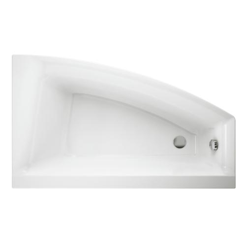 Cersanit VIRGO MAX ванна акриловая 150х90 ванна акриловая Правая с ножками